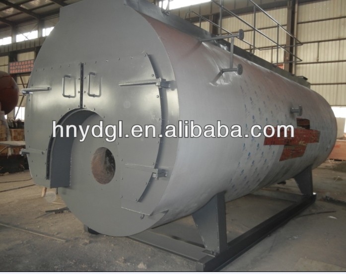 yuan da factory supply thermal hot oil steam boiler