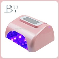 promotional price durable 42W ABS led nail lamp,nail dryer table,led nail dryer
