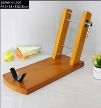 50% off high quality wooden spanish serrano jamon holder