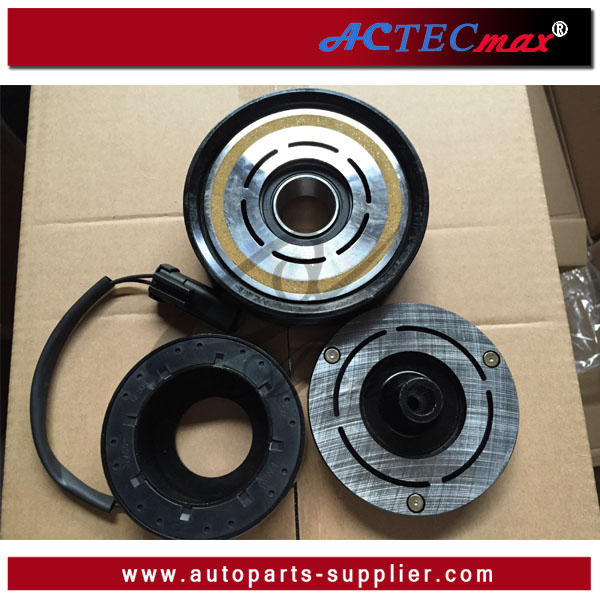 Outer Diameter :132/110, Belt Groove: 7PK, Electric Magnetic Denso AC Compressor Clutch
