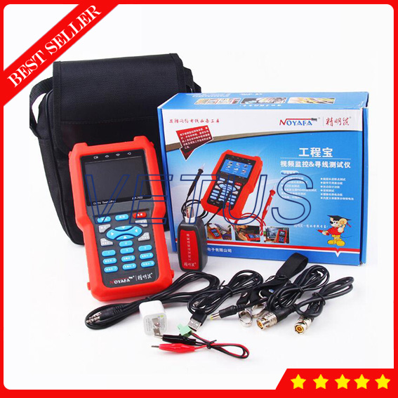 NF-702 High Quality Lan Network Cable Tester