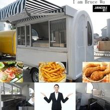 2014 Best Selling Mobile Snack Mini Truck Food JC-1175A