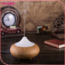 MAXECHO Aroma Diffuser Aromatherapy Cool Mist Humidifier Essential Oil Diffuser with 7 Color LED Lights,for Office Home Bedroom