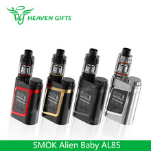 Personalized design 2ml EU Edition 85W SMOK Alien Baby AL85 Kit vaping mods for sale uk