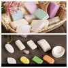 Coated paper wrapped hotel disposable soap hotel amenity hotel soap