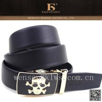 Light Brown genuine italian leather belts wholesale
