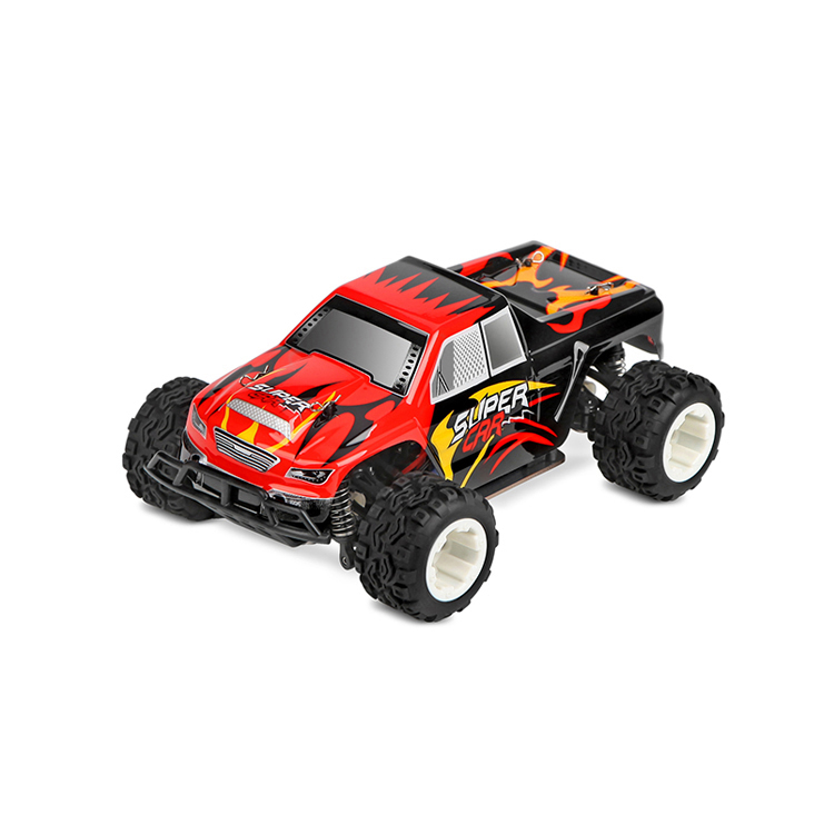 1:24 2wd high speed off-road rc monster truck 70km/h