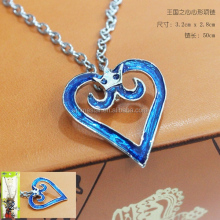 Hot Selling Kingdom Hearts Anime Alloy Necklace