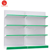 Multi Level Display Steel Single Side
