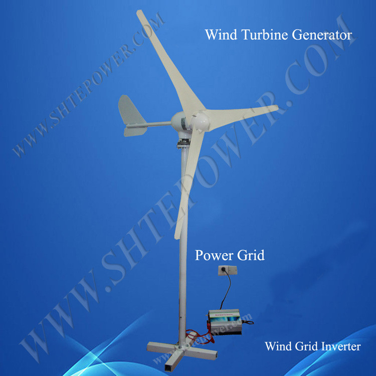 2kw on grid tie wind turbine generator inverter 2000watts wind inverter 2kw