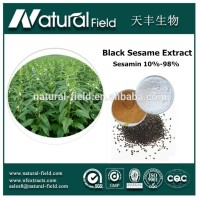 Ture Manufacturer since 2005 Hot Sale product burn fat foods sesame seed extract powder sesamin