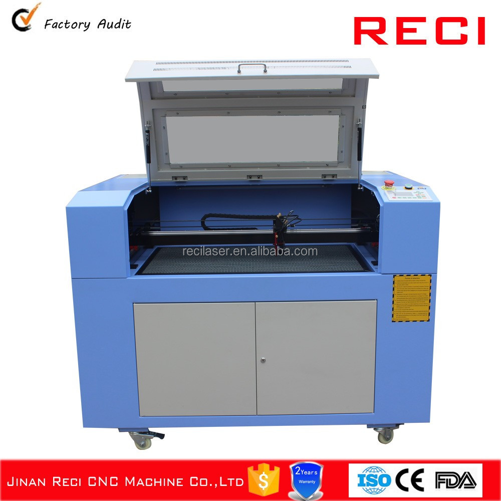 Favorable price 80w cnc laser paper cuttting machinery
