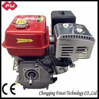 High efficiency low price 4 stroke petrol 250 cc engine