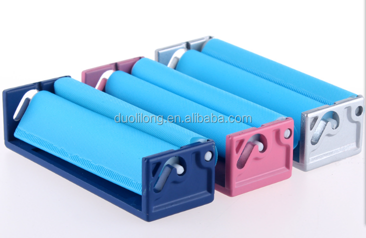 Duolilong C-700 70mm length Zinc alloy frame easy roller cigarette machine rolling paper machine