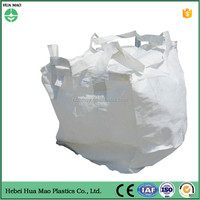 Industry use sand cement big bag 1000kg FIBC/bag super sacks for sand cement and chemical, 1 ton,1.5ton pp woven big bag