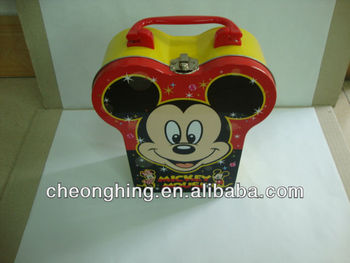tin box for food or toy