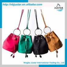 JST New Arrival Cute Nylon Mini Drawstring Ladies Bag Women 2016 in High Quality