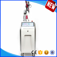 Newest !!! high quality q switched nd yag laser tattoo removal machine / Professional Nd Yag Laser birthmark Removal Equipment