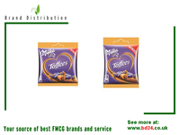 new ! MILKA Toffees 36g 72g