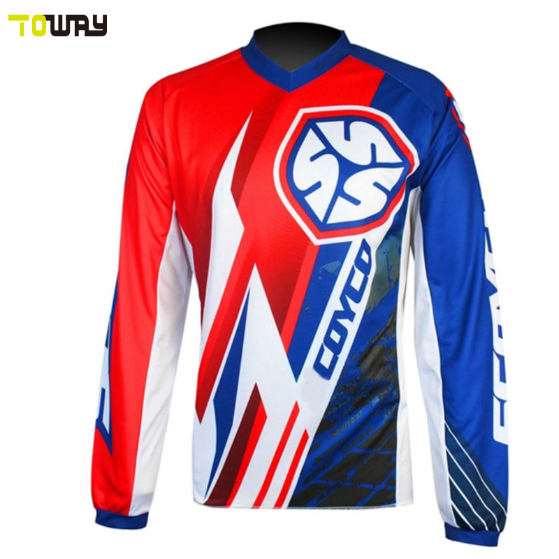 design your own 6XL sublimation motocross jerseys