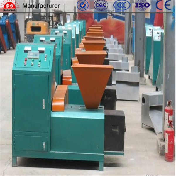 Multifunctional Wood Waste Carbon Rods Machine/Professional Sawdust Charcoal Briquette Machine