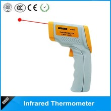 Multifunctional gun-style accuracy of infrared thermometer
