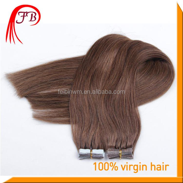 Wholesale alibaba 2# chinese weave human hair products high quality tape hair extensions fast shipping