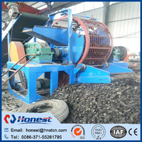 Long service life car/truck/motor tyre recycling line processing equipment for rubber powder