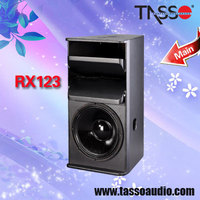 high power audio outdoor speakers self powered horn speaker