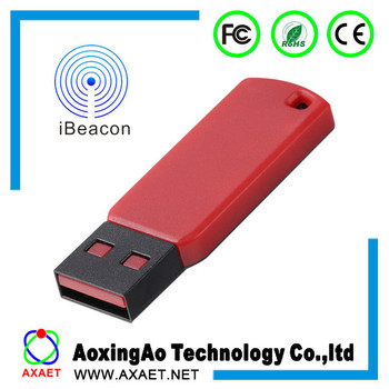 Bluetooth 4.0 ibeacon with ti2541 chipset bluetooth4.0 ibeacon with usb port