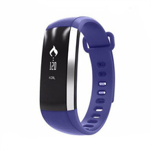 Hot sell fitbit activity tracker pedometer heart rate blood pressure fitbit smart band