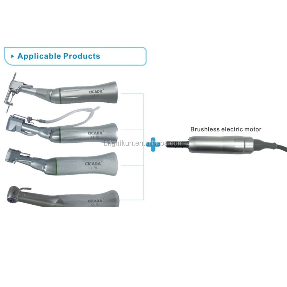High speed dental handpiece dental led handpiece
