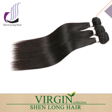 "Wholesale 100% malaysian virgin human hair extension machine weft top quality 8""-30"" virgin straight hair"