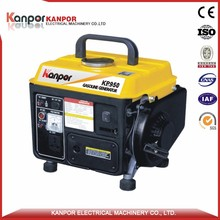 2800W 50HZ portable air-cooled4stroke silent gasoline generator