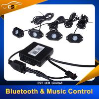 2016 CST AUTO 12V LED RGB Car Internal Light System/ Automotive Interior Atmosphere LED Light,Rock Lights