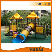 Colorful Children Sport Entertainment Outdoor Playground