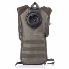 New Military MOLLE Tactical Travel Water Bottle Kettle Pouch Army Carry Bag Men Hiking Bicycle Camping Outdoor Sports water Bag