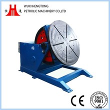 stable operation automatic rotary steel tube welding positioner