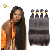 Grade 7A Wholesale Brazilian Silky Straight Virgin Human Hair Extension Peruvian 100% Mink Hair Remy Hair