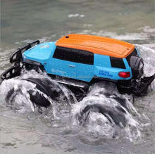 High quality remote control vehicle rc amphibious stunt car Huge RC car
