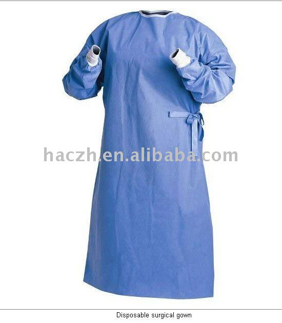 disposable medical lab gowns