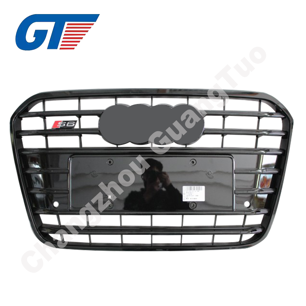 Auto body parts fit C7 S6 grille for Audi A6 2013 2014 2015