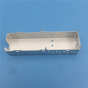 Stainless steel EMI shielding case for PCB board