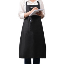 2018 Sedex Audit Promotion poly cotton kitchen apron from China