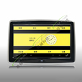 Hot sell 10.1 inch HD digital screen android 4.4 system car rear seat entertainment system for E series