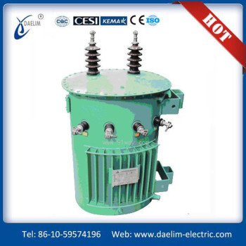 Single phase pad mounted transformer 10.5kv 1600kva