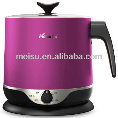 ZHONG SHAN multifunction electric pan, electric kettle, electric boiler
