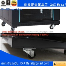 XAX4748 47U lock glass computer pc enclosure chassis case shell casing Rack mount Rackmount Server Cabinet