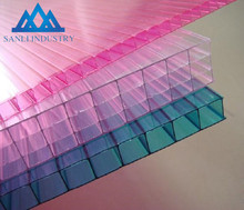 PC/PET sunshine polycarbonate sheets size 100% virgin resin polycarbonate sheet