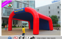 large outdoor inflatable tent